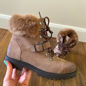 Charles Leather Boots, 9